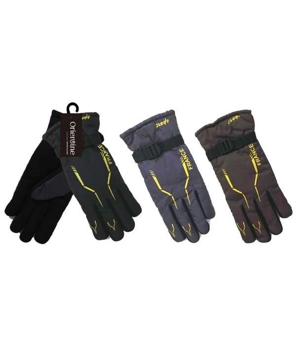 men's gloves 12/72s