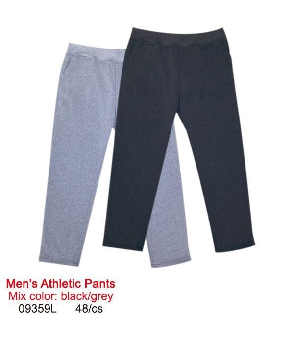 men's athletic pants/L 12/48s