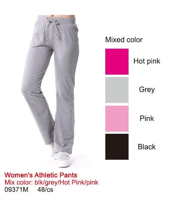 lady's athletic pants/M 12/48