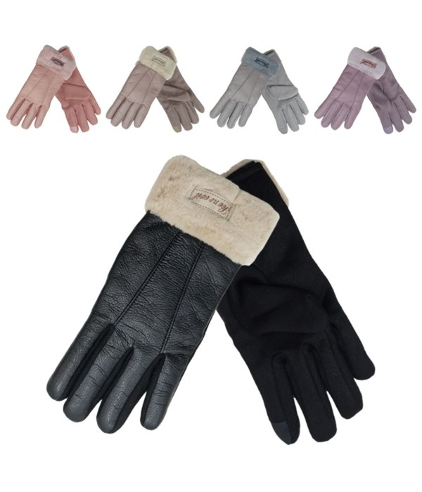 lady's touch gloves 12/144s