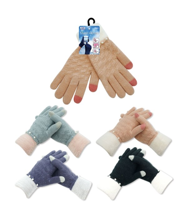 lady's touch kint glove 12/144