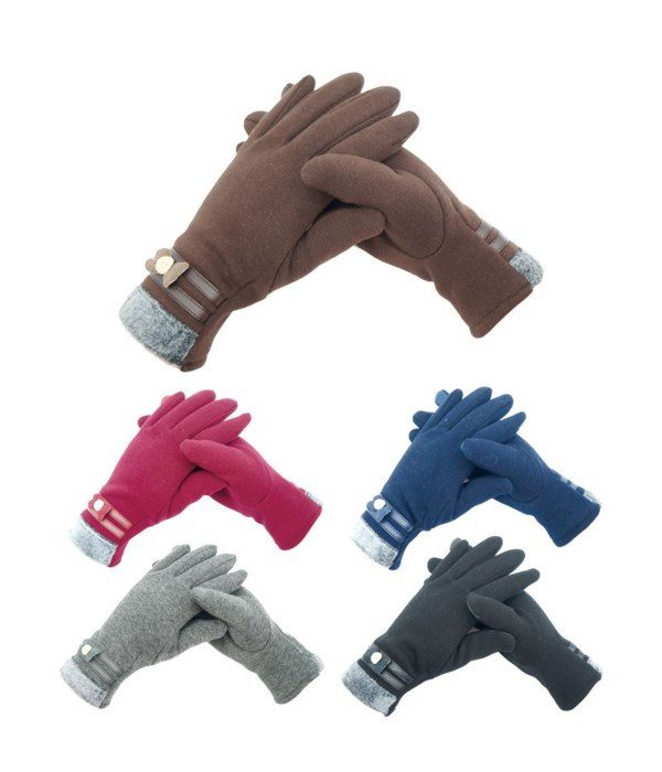 lady's touch glove 12/144s