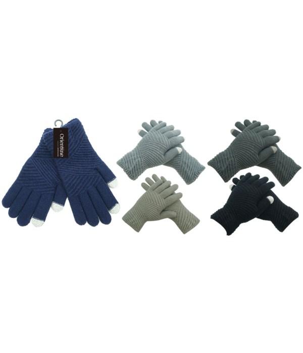 unisex touch kint glove 12/144