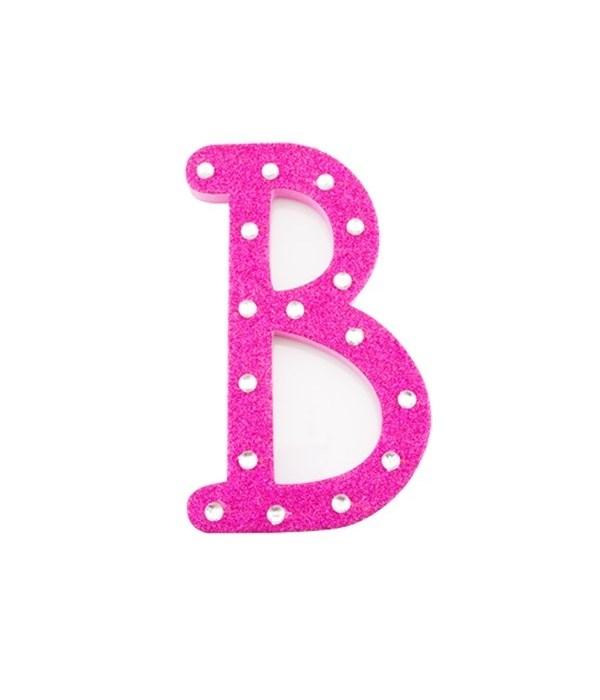 EVA pink/silver trim B 12/144