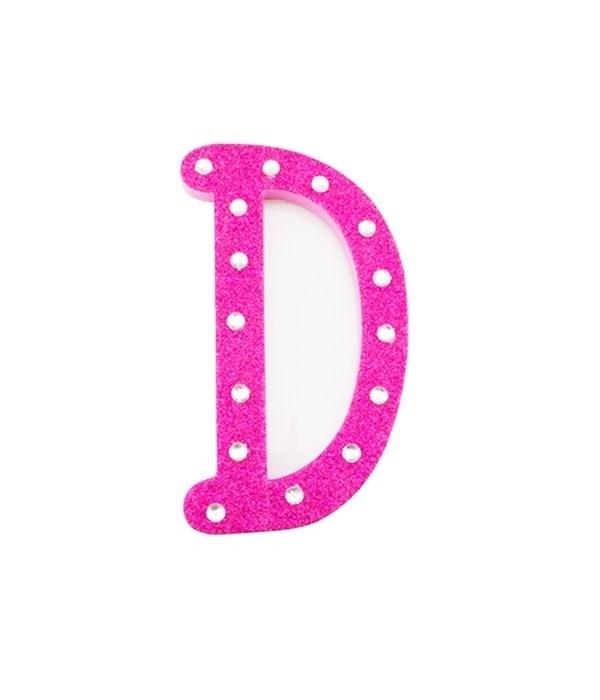 EVA pink/silver trim D 12/144