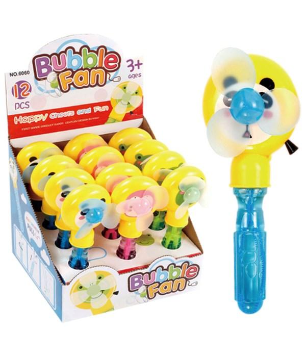 """7"""" bubble fan 12/288s"""