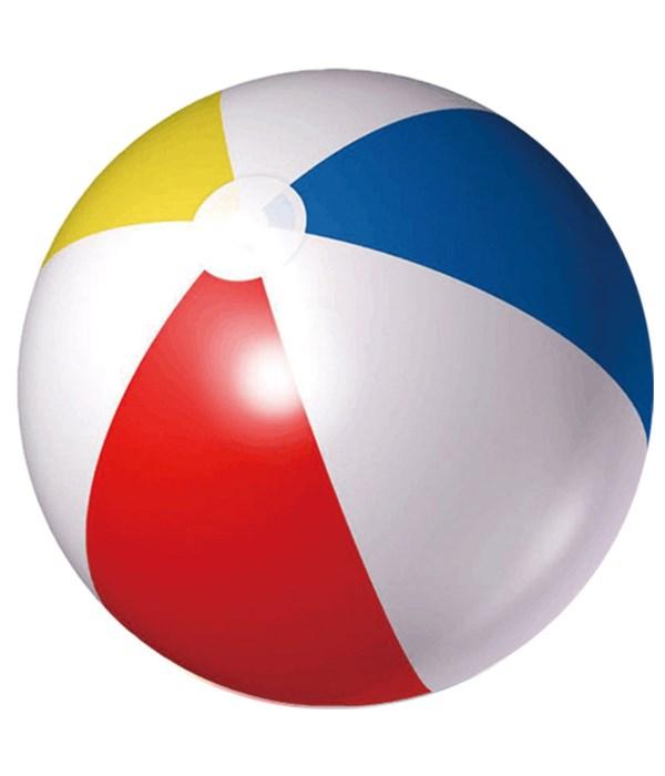 """16"""" beach ball 24/240s"""