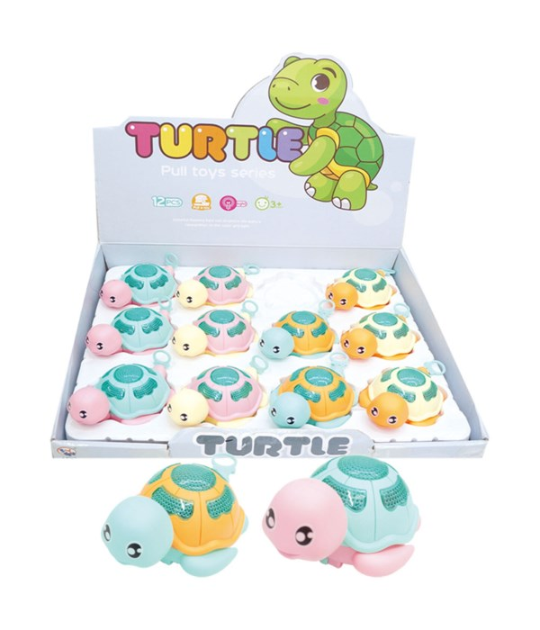 toy turtle w/LED 12/144s