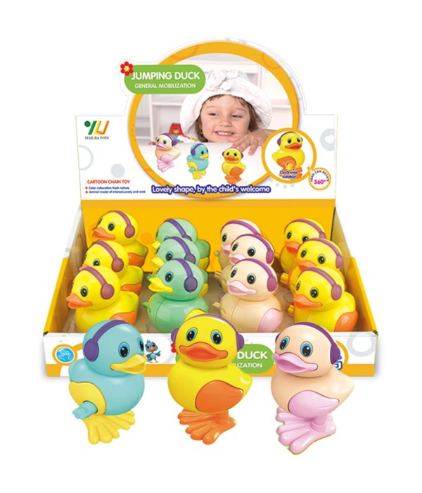 jumping duck 12/144s