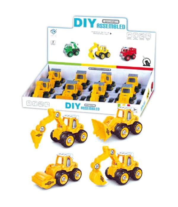construction vehicle 8/192s