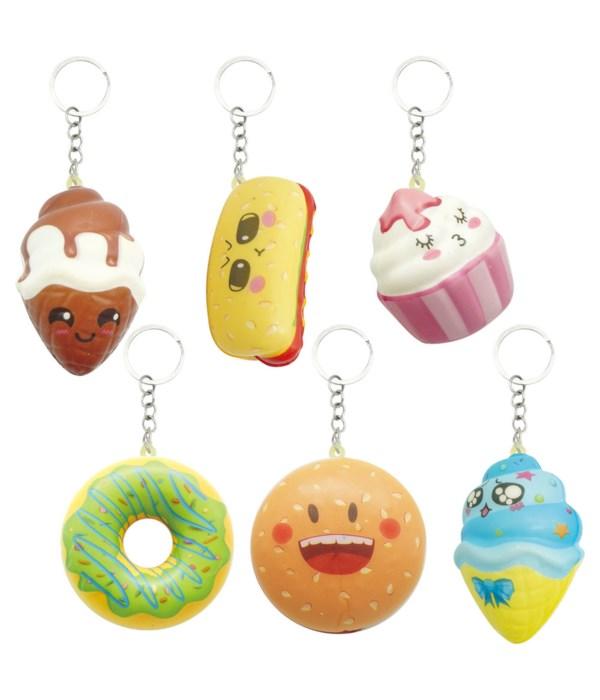 key chain/soft snack 12/1200s