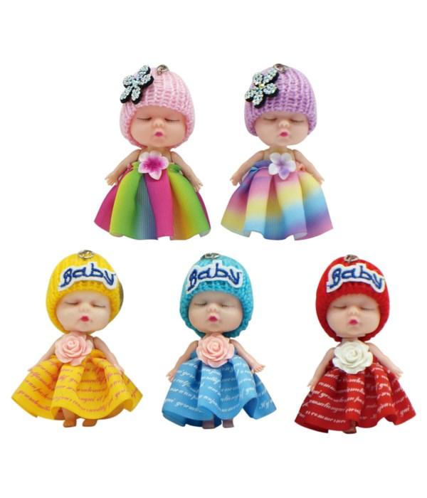 doll w/key Chain 12/600s