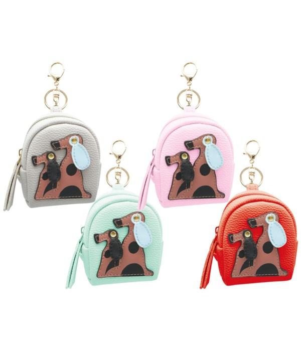 key chain bag dog 12/600s