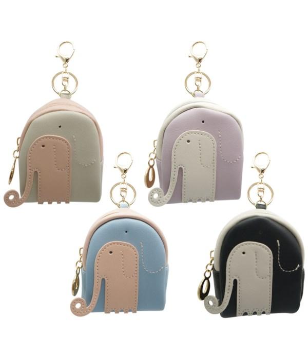 key chain bag elephant 12/600s