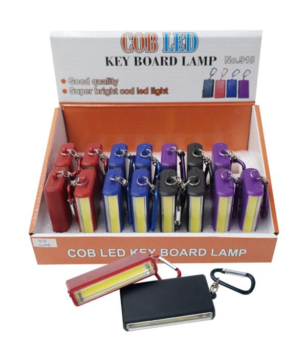 LED key chain key board 24/720
