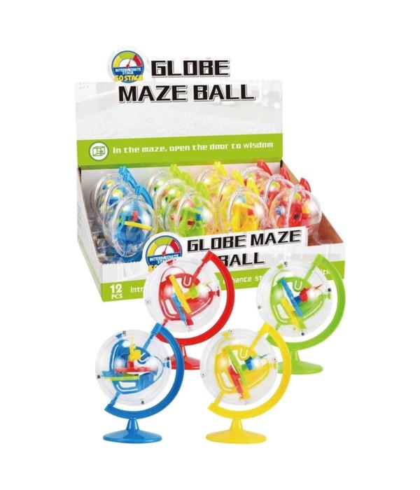 maz ball game astd clr 12/432s