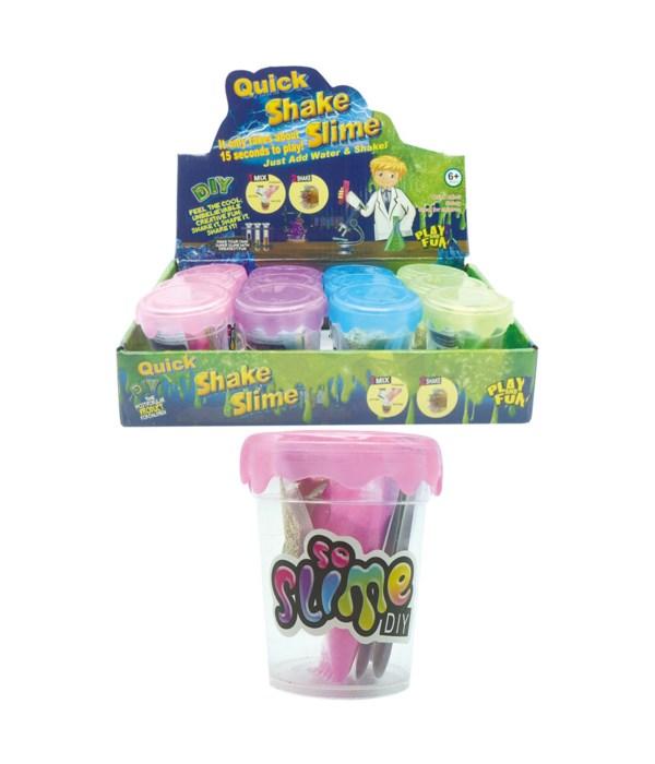 1oz quick shake slime 12/288s
