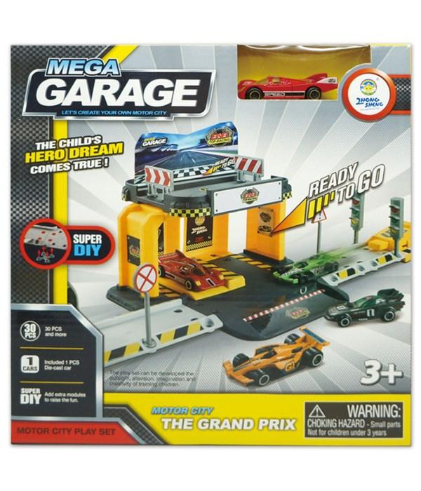 F1 racing parking set 36s