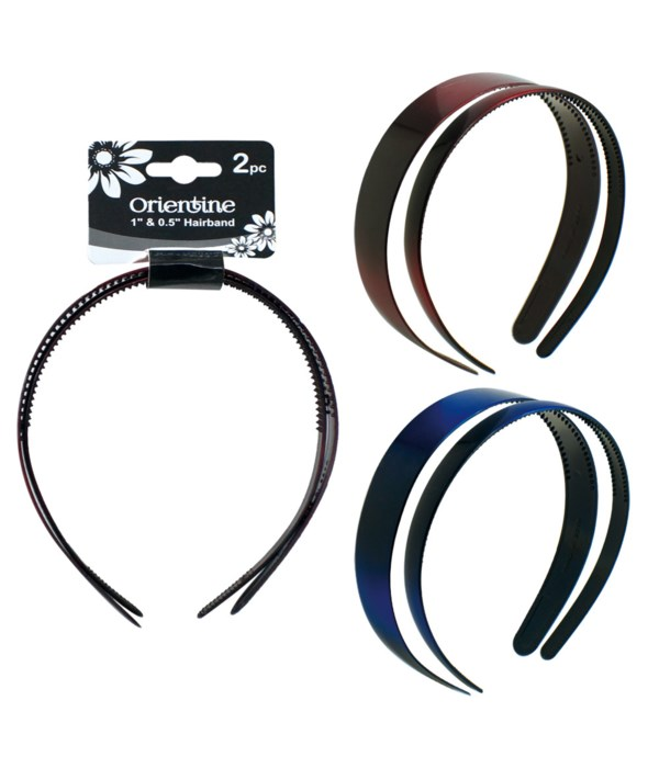 2ps headband astd clr 12/396s