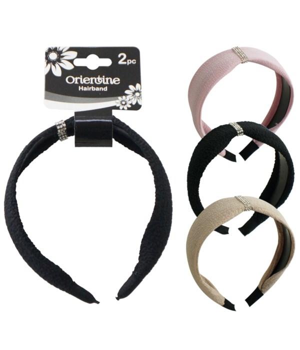 1pc headband astd clr 12/300s