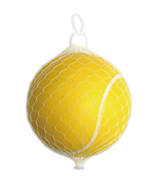 "4""/1ct pu tennis ball 24/144s"