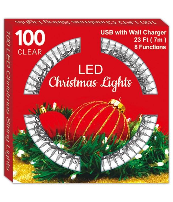100L 7-color cold white 24s