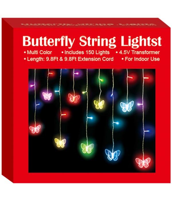 curtain light butterfly 12s