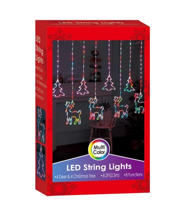 LED string light USB 12s