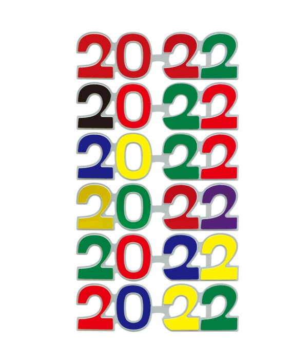 new year glass 24/288s