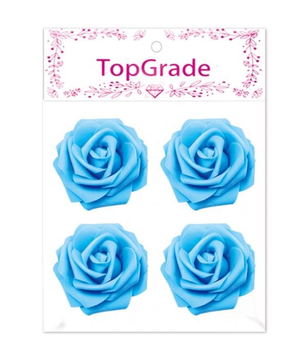 """3""""/4ct foam rose bb-blue12/288"""