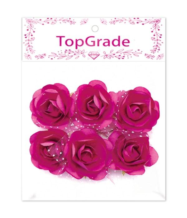 deco.foam rose hot pink 12/600