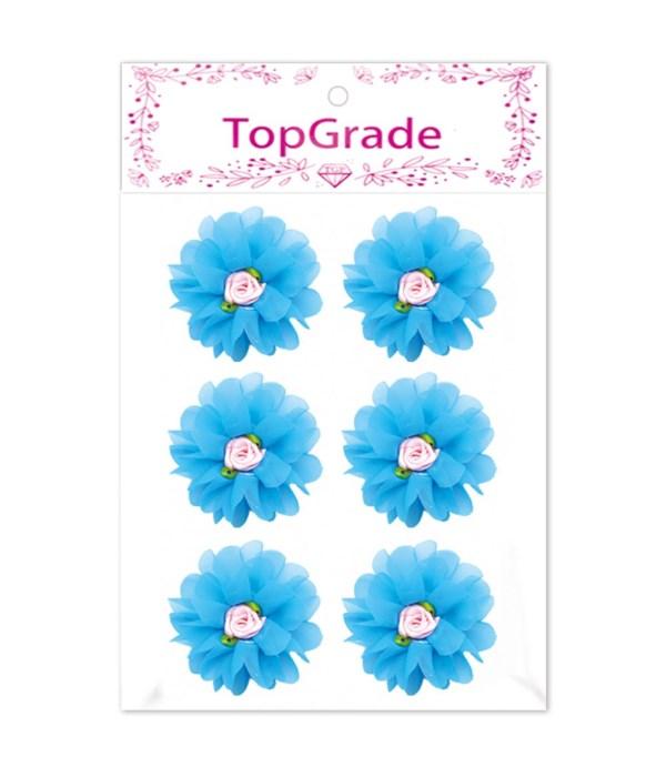 satin flower blue 12/576s