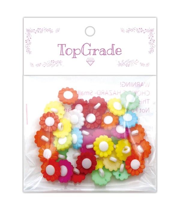 button flower 12/300s