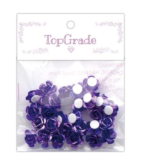 craft rose purple 12/600s