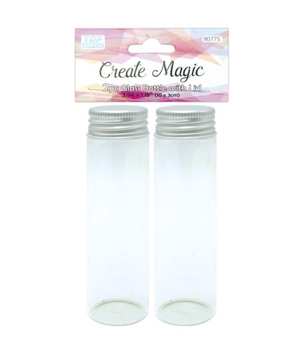 mini glass container 12/144s