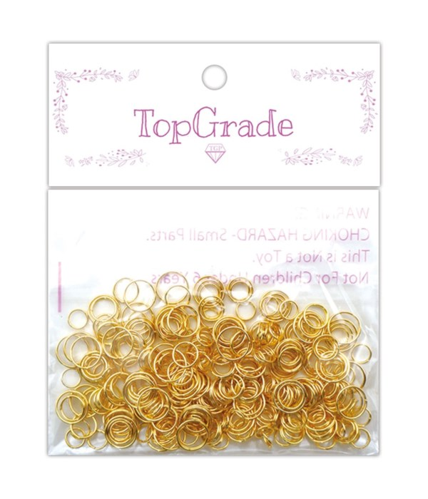 1.1oz DIY ring gold 12/600s