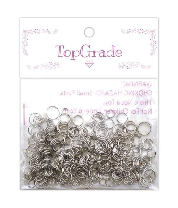1.1oz DIY ring silver 12/600s