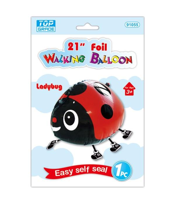 """21"""" walking balloon 12/288s"""