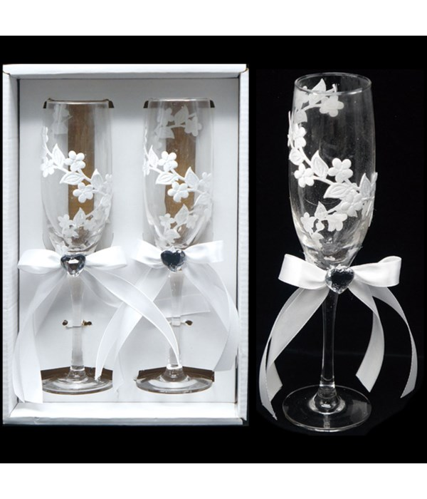 """marriage cups 1.8x9""""h/30s"""