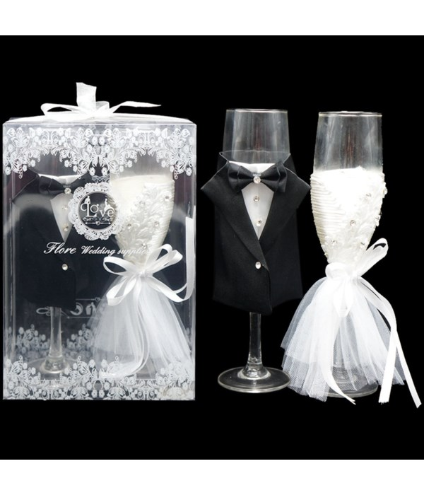 """marriage cups 1.8x9""""h/24s"""