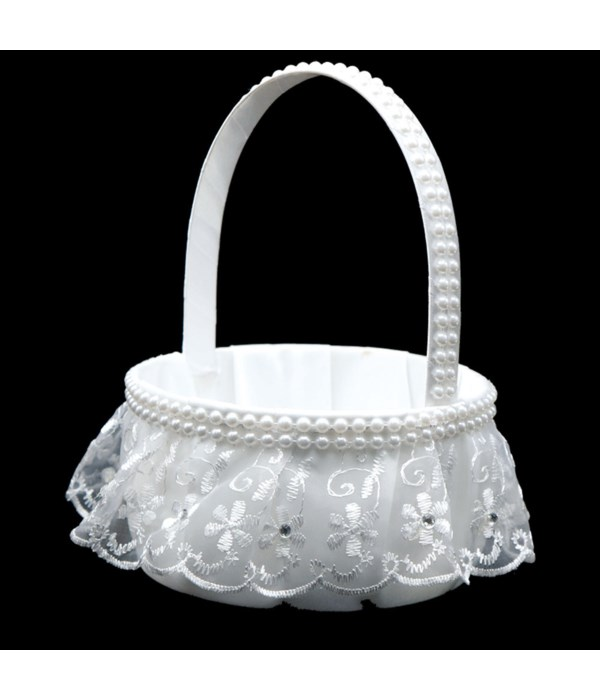 "wedding basket 8x5.1""/36s"