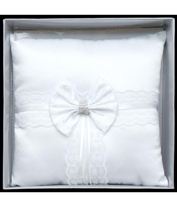 """wedding pillow 8x8""""/30s"""