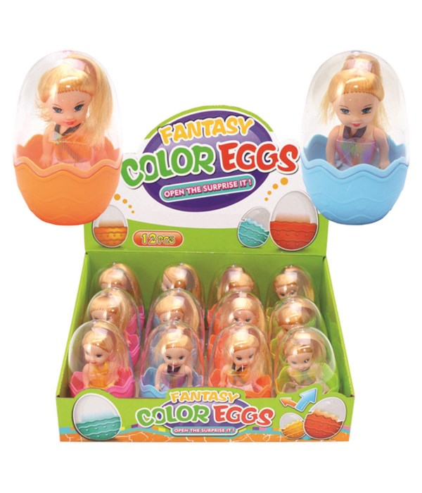 color eggs/girl 12/144s