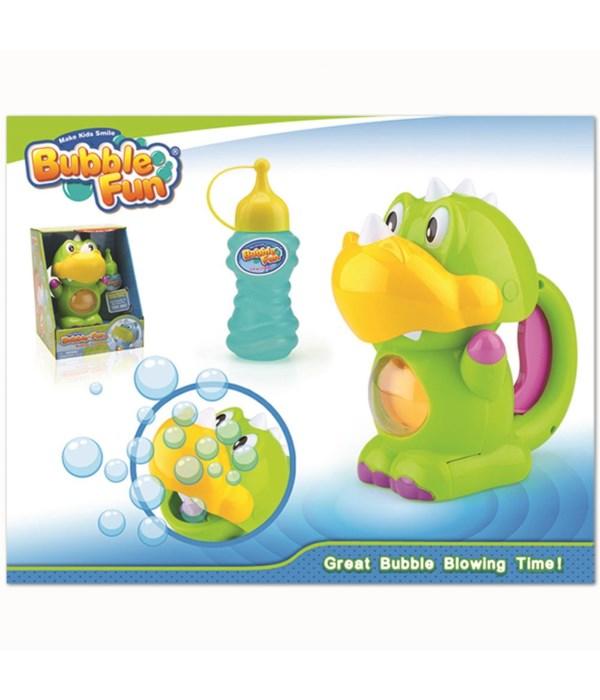 dinosaur bubble maker 12s