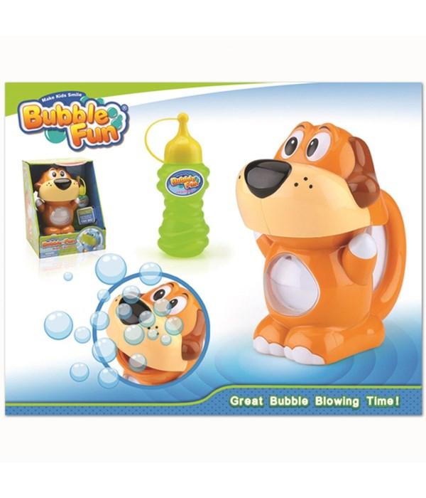 dog bubble maker 12s