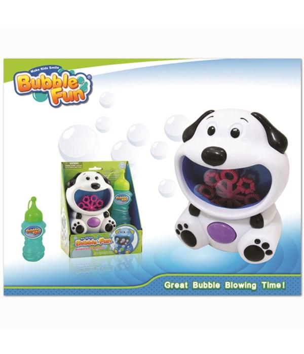 dog bubble maker 12/36