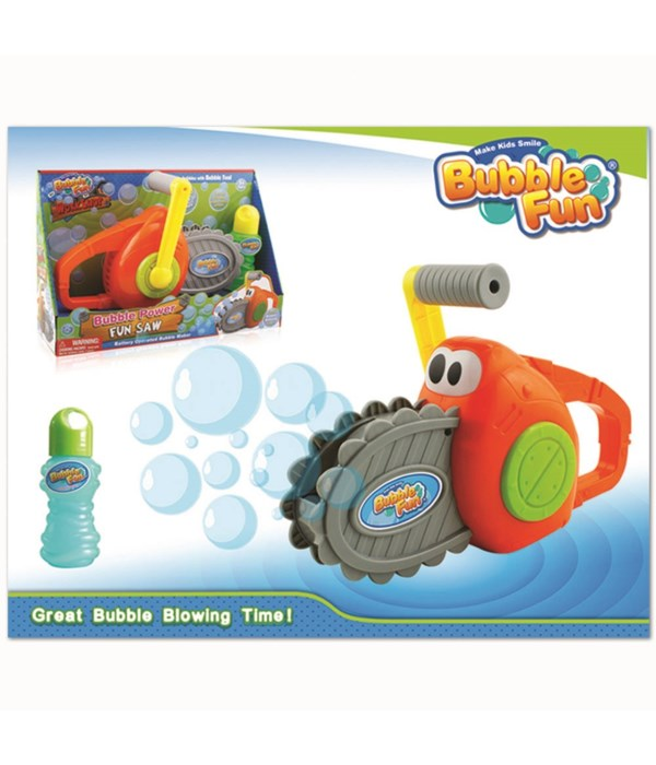 chainsaw bubble maker 6/12s