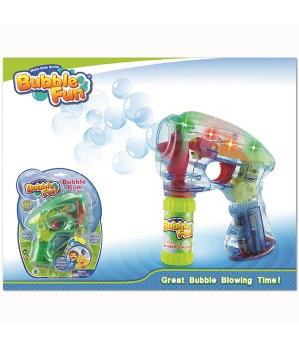 Bubble gun 2oz 12/24s