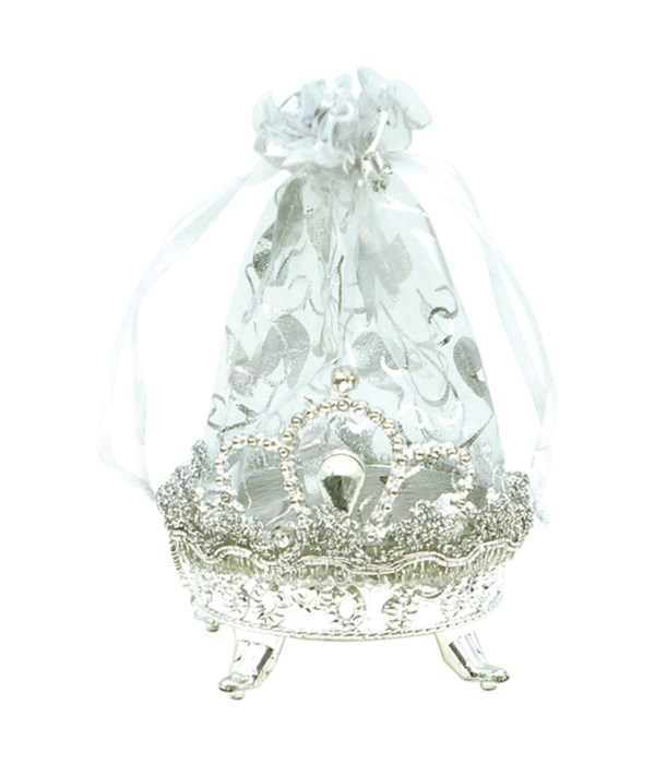 jewelry box silver 12/240s