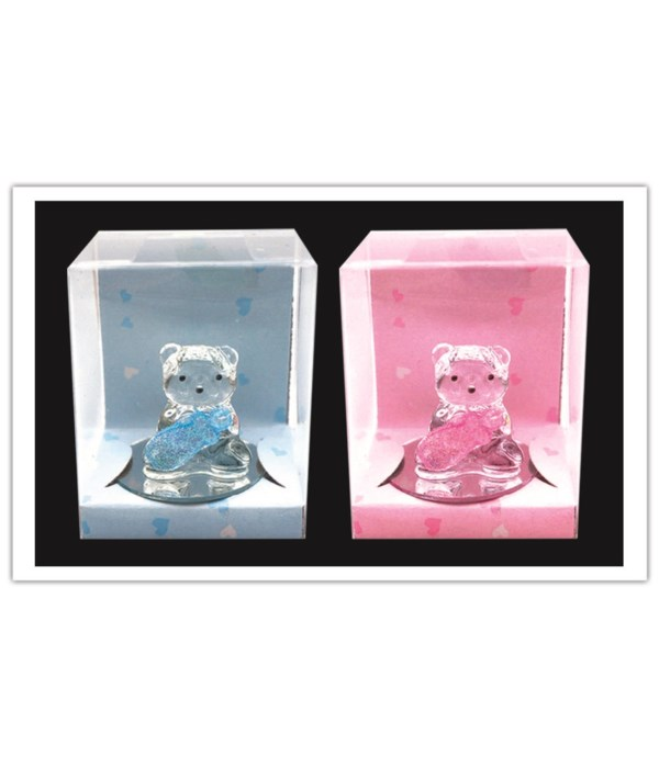 crystal bear 12/288s